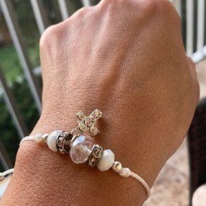 Purification and protection handmade bracelet